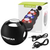 Изображения для Bluetooth-колонка HOPESTAR-H46, StrongPower, c функцией speakerphone, радио, black