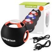 bluetooth-колонка hopestar-h46, strongpower, c функцией speakerphone, радио, orange, оптом, купить